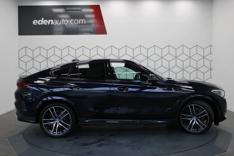 Bmw X6 X6 xDrive30d 265 ch BVA8 M Sport 5p Noir occasion à Lescar - photo n°3