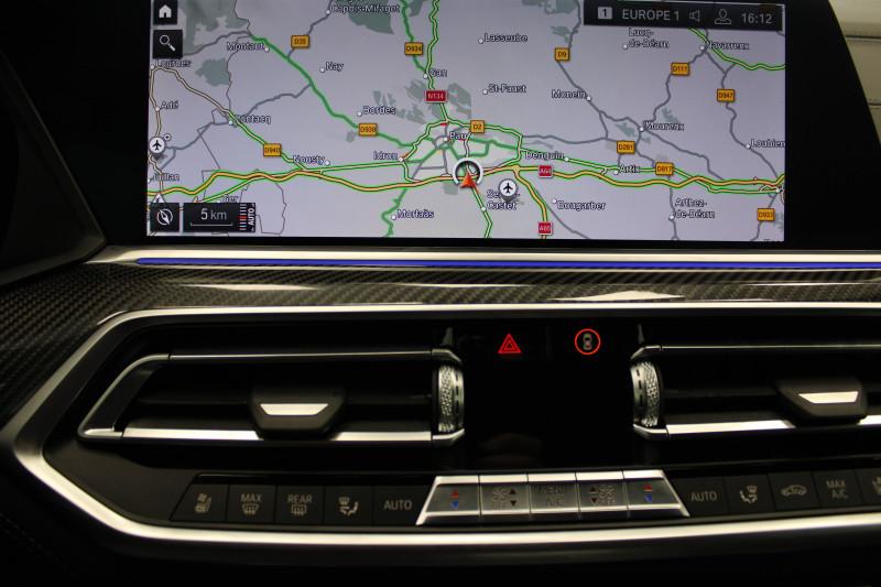 Bmw X6 X6 xDrive30d 265 ch BVA8 M Sport 5p Noir occasion à Lescar - photo n°13