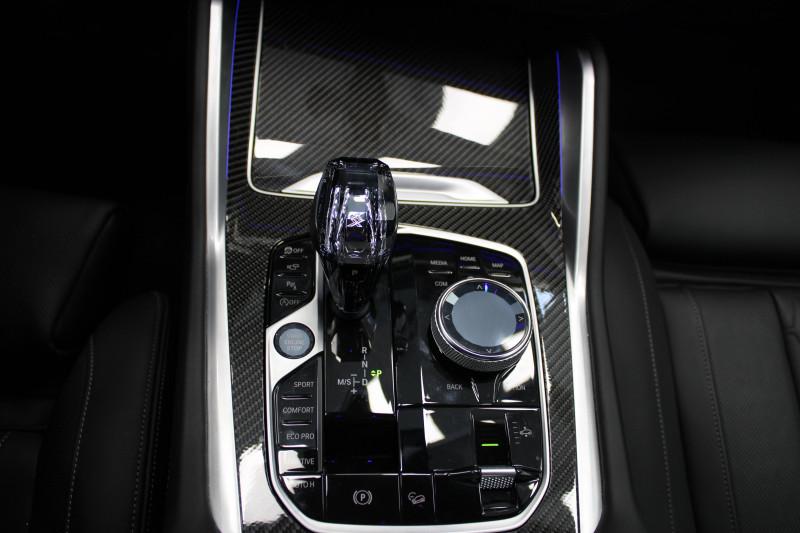 Bmw X6 X6 xDrive30d 265 ch BVA8 M Sport 5p Noir occasion à Lescar - photo n°20