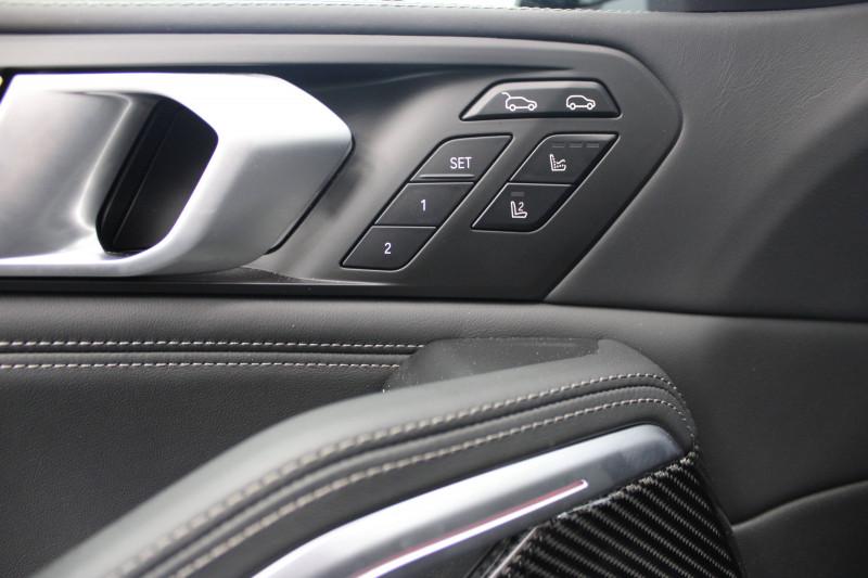 Bmw X6 X6 xDrive30d 265 ch BVA8 M Sport 5p Noir occasion à Lescar - photo n°16
