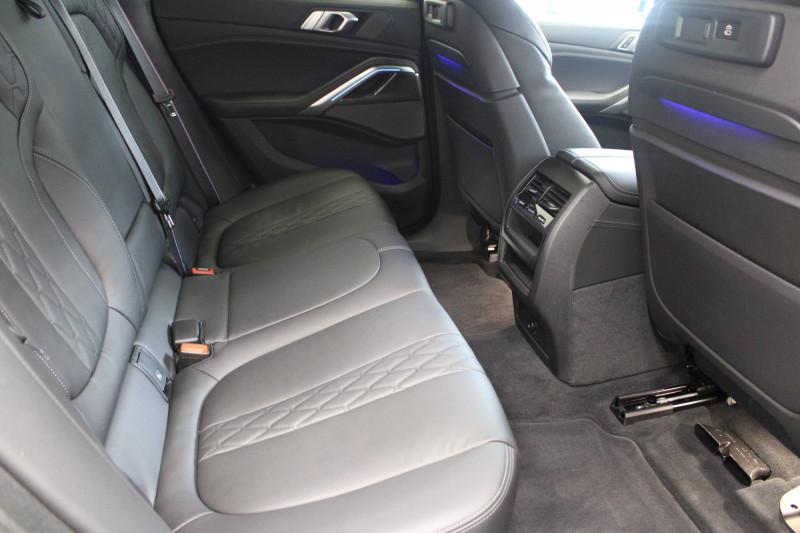 Bmw X6 X6 xDrive30d 265 ch BVA8 M Sport 5p Noir occasion à Lescar - photo n°11