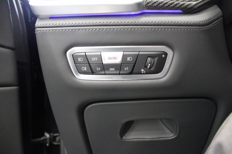 Bmw X6 X6 xDrive30d 265 ch BVA8 M Sport 5p Noir occasion à Lescar - photo n°18