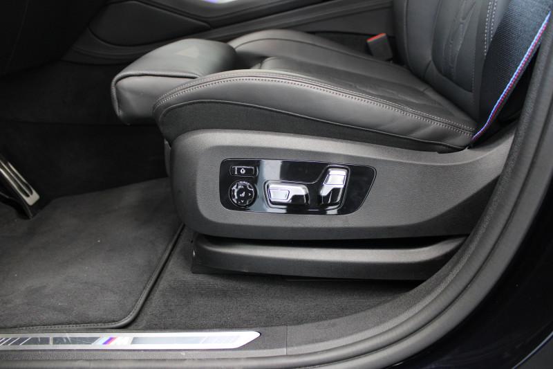 Bmw X6 X6 xDrive30d 265 ch BVA8 M Sport 5p Noir occasion à Lescar - photo n°19