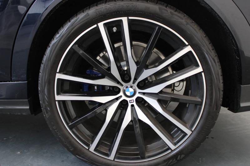 Bmw X6 X6 xDrive30d 265 ch BVA8 M Sport 5p Noir occasion à Lescar - photo n°7