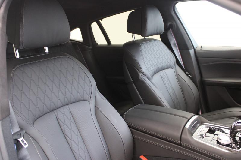 Bmw X6 X6 xDrive30d 265 ch BVA8 M Sport 5p Noir occasion à Lescar - photo n°9