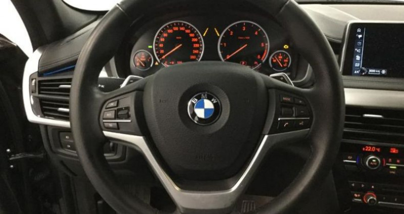 Bmw X6 xDrive 30dA 258ch Edition Gris occasion à Orléans - photo n°7