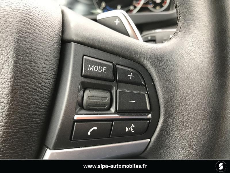 Bmw X6 xDrive 30dA 258ch Exclusive Noir occasion à Boé - photo n°19