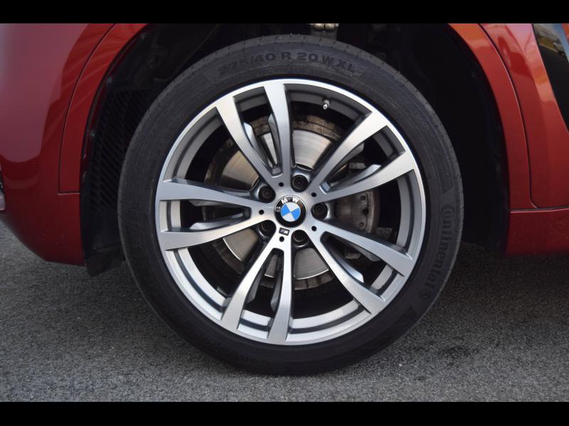Bmw X6 xDrive 30dA 258ch M Sport  occasion à Valframbert - photo n°9