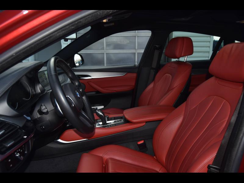 Bmw X6 xDrive 30dA 258ch M Sport  occasion à Valframbert - photo n°7