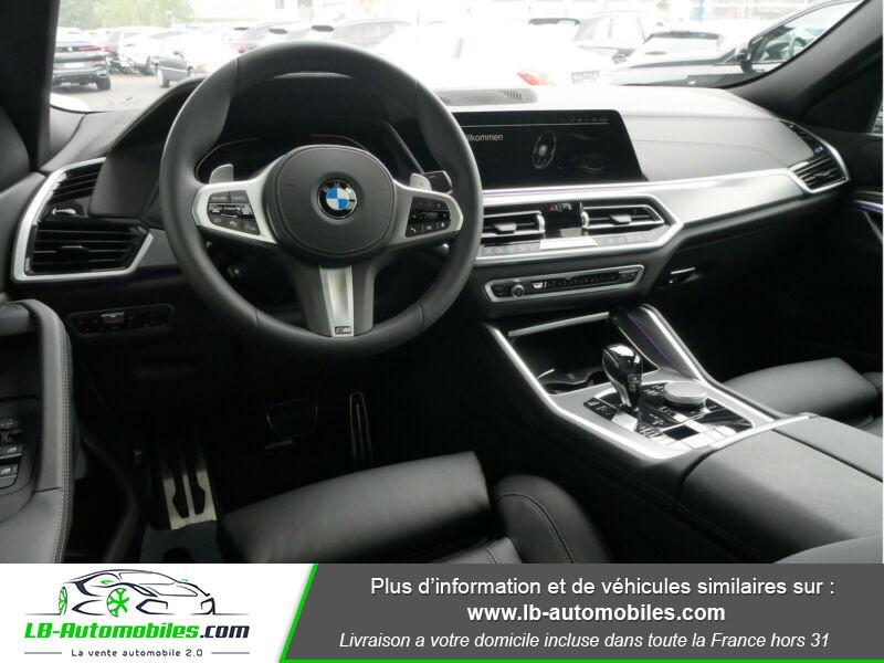 Bmw X6 xDrive30d 265 ch BVA8 / M Sport Blanc occasion à Beaupuy - photo n°2