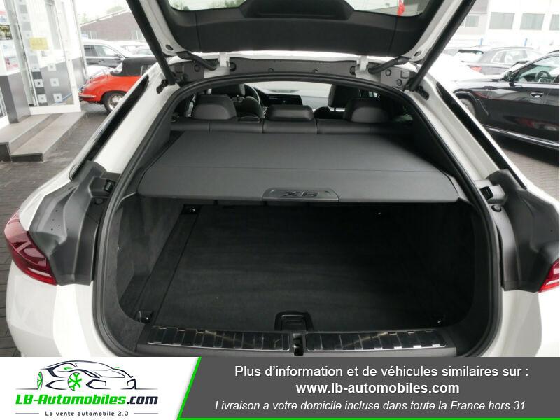 Bmw X6 xDrive30d 265 ch BVA8 / M Sport Blanc occasion à Beaupuy - photo n°14