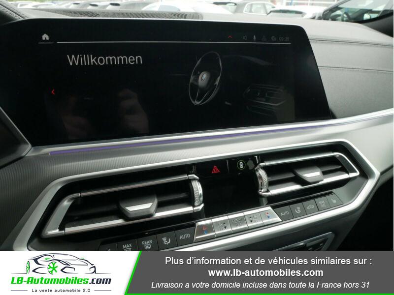 Bmw X6 xDrive30d 265 ch BVA8 / M Sport Blanc occasion à Beaupuy - photo n°8