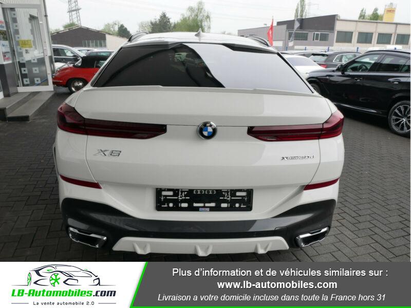 Bmw X6 xDrive30d 265 ch BVA8 / M Sport Blanc occasion à Beaupuy - photo n°12