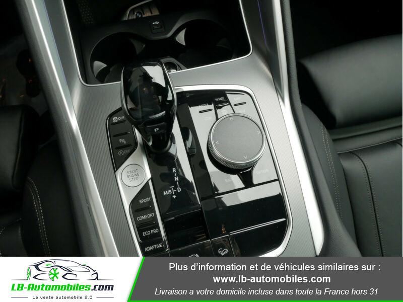Bmw X6 xDrive30d 265 ch BVA8 / M Sport Blanc occasion à Beaupuy - photo n°7