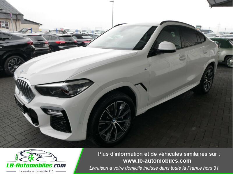 Bmw X6 xDrive30d 265 ch BVA8 / M Sport Blanc occasion à Beaupuy