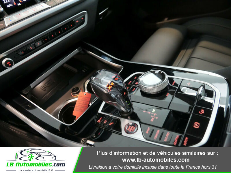 Bmw X7 xDrive40i 340 ch BVA8 Noir occasion à Beaupuy - photo n°7
