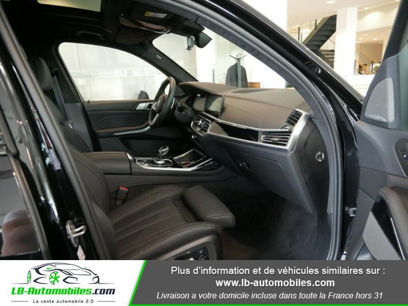 Bmw X7 xDrive40i 340 ch BVA8 Noir occasion à Beaupuy - photo n°5