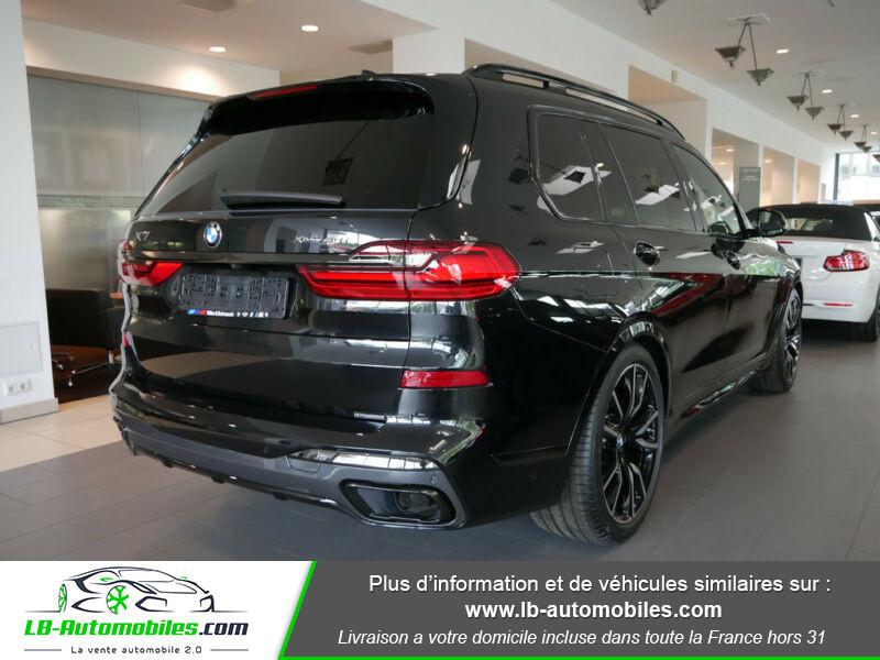 Bmw X7 xDrive40i 340 ch BVA8 Noir occasion à Beaupuy - photo n°3