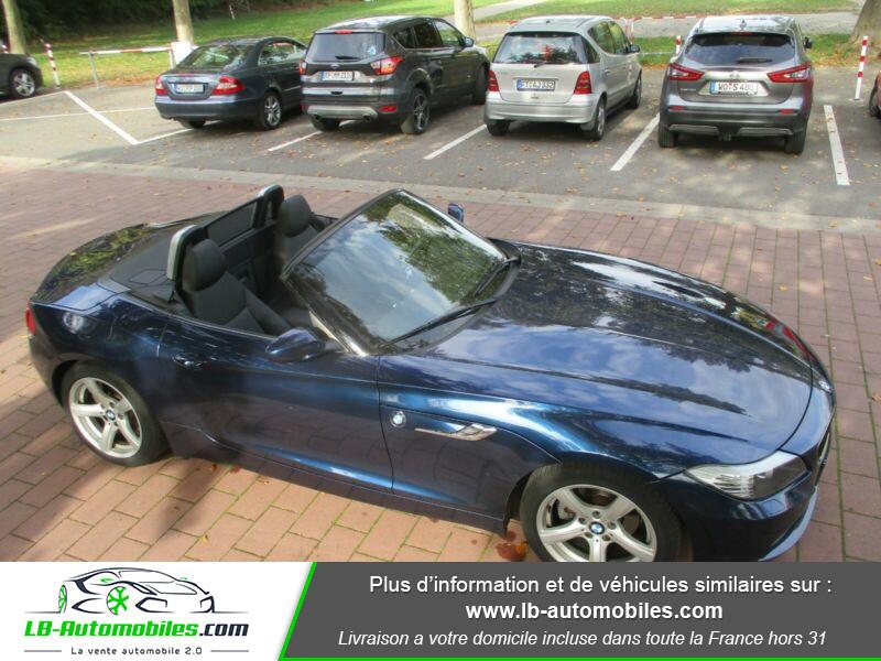 Bmw Z4 sDrive 23i 204ch Bleu occasion à Beaupuy - photo n°7