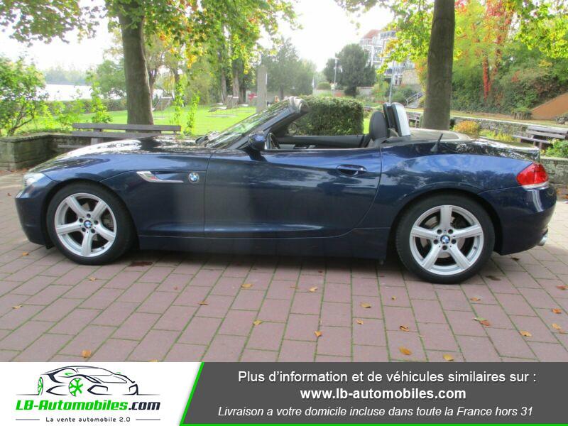 Bmw Z4 sDrive 23i 204ch Bleu occasion à Beaupuy - photo n°6