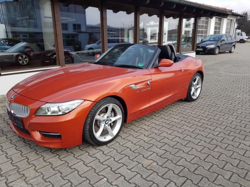 Bmw Z4 sDrive 35 is M Sport DKG Orange occasion à Beaupuy