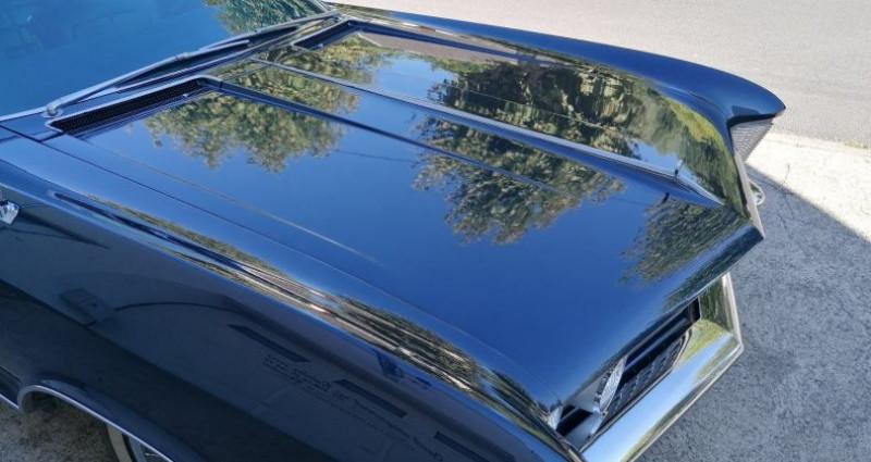 Buick Riviera V8 425cdi 7L Bleu occasion à CHAGNY - photo n°6