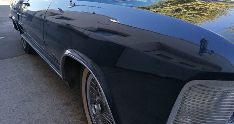 Buick Riviera V8 425cdi 7L Bleu occasion à CHAGNY - photo n°5