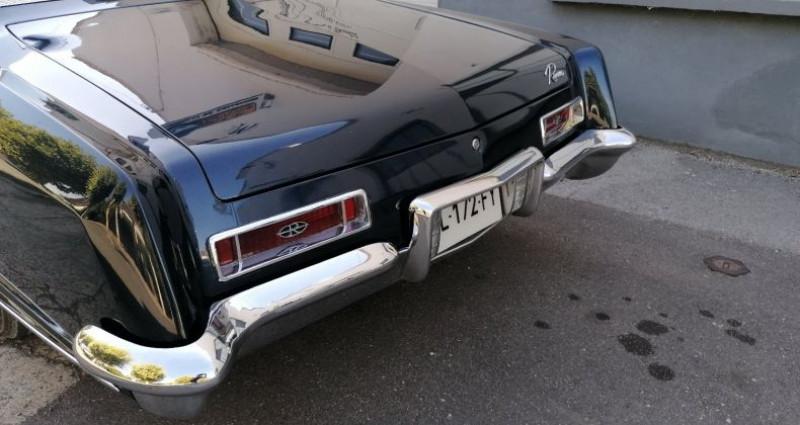 Buick Riviera V8 425cdi 7L Bleu occasion à CHAGNY - photo n°3