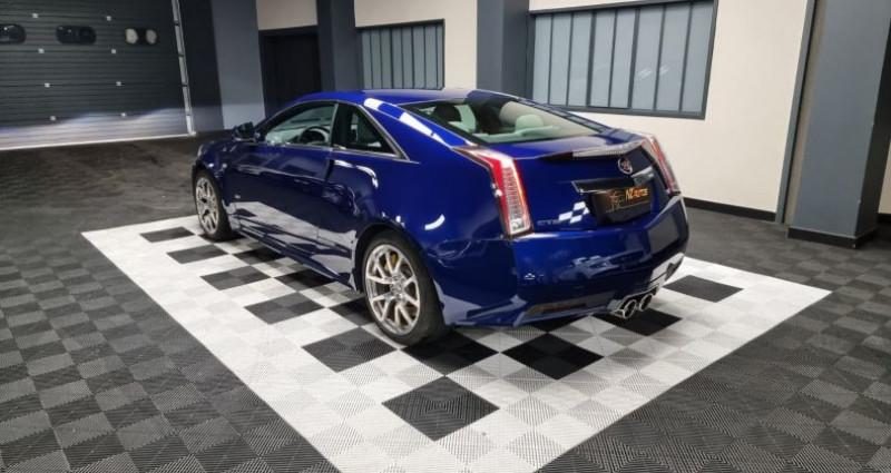 Cadillac CTS Coupé 564ch V8 6.2L Supercharged  occasion à MONTBRISON - photo n°3