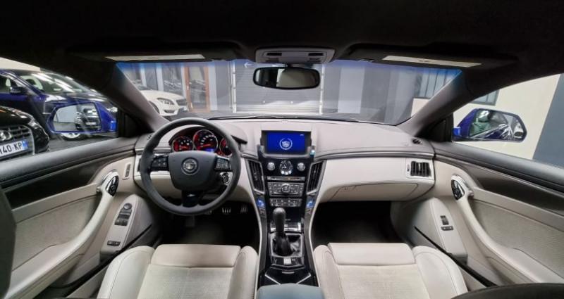 Cadillac CTS Coupé 564ch V8 6.2L Supercharged  occasion à MONTBRISON - photo n°2