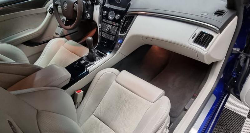 Cadillac CTS Coupé 564ch V8 6.2L Supercharged  occasion à MONTBRISON - photo n°7