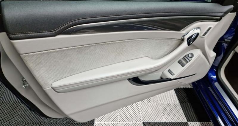 Cadillac CTS Coupé 564ch V8 6.2L Supercharged  occasion à MONTBRISON - photo n°4