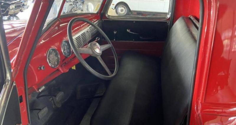 Chevrolet 3100 Pick-up 1952 prix tout compris Rouge occasion à PONTAULT COMBAULT - photo n°5