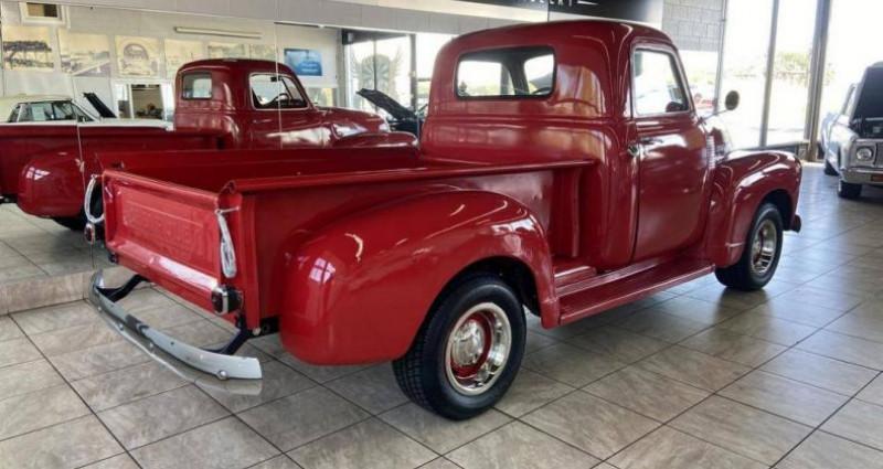 Chevrolet 3100 Pick-up 1952 prix tout compris Rouge occasion à PONTAULT COMBAULT - photo n°2
