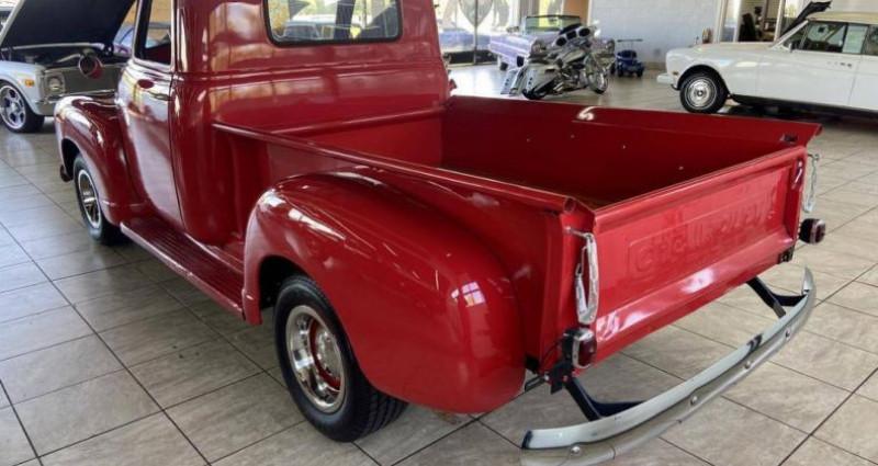 Chevrolet 3100 Pick-up 1952 prix tout compris Rouge occasion à PONTAULT COMBAULT - photo n°3
