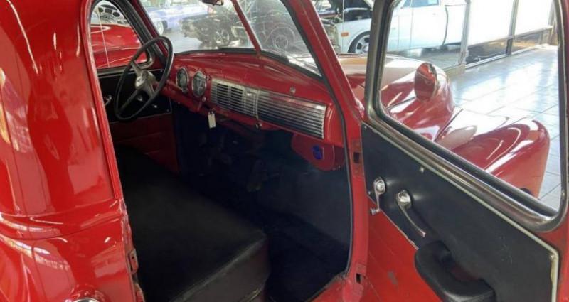Chevrolet 3100 Pick-up 1952 prix tout compris Rouge occasion à PONTAULT COMBAULT - photo n°6