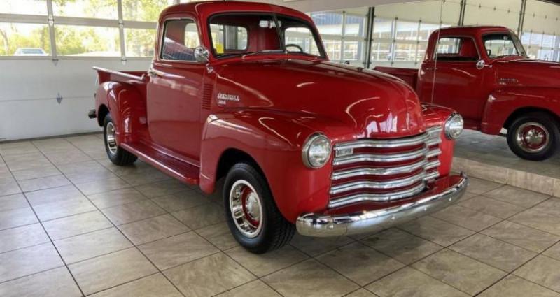 Chevrolet 3100 Pick-up 1952 prix tout compris Rouge occasion à PONTAULT COMBAULT