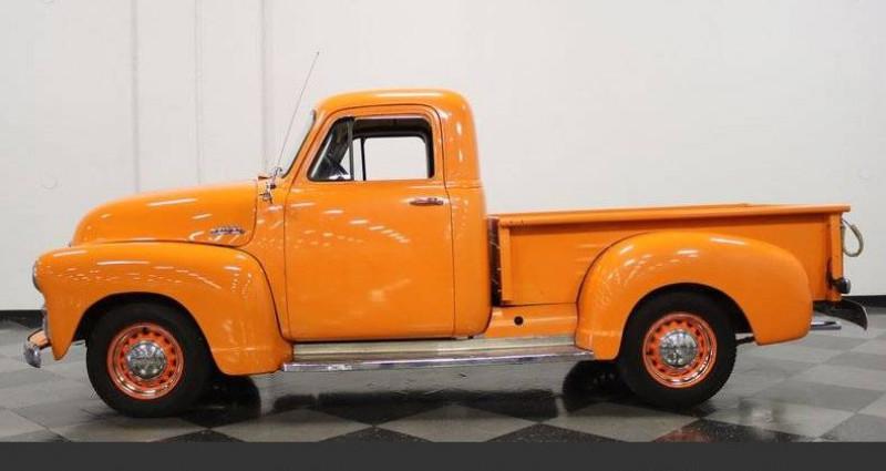 Chevrolet 3100 Pick-up 1954 prix tout compris Orange occasion à PONTAULT COMBAULT