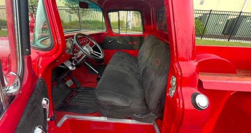 Chevrolet 3100 Pick-up V8 1957 prix tout compris Rouge occasion à PONTAULT COMBAULT - photo n°7