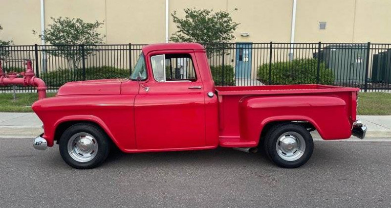 Chevrolet 3100 Pick-up V8 1957 prix tout compris Rouge occasion à PONTAULT COMBAULT