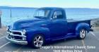 Chevrolet 3100 Pick-up V8 305 1954 prix tout compris Bleu à PONTAULT COMBAULT 77