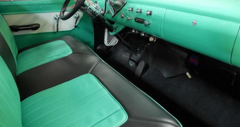 Chevrolet 3100 V8 BIG WINDOWS Vert occasion à Jonquières - photo n°3
