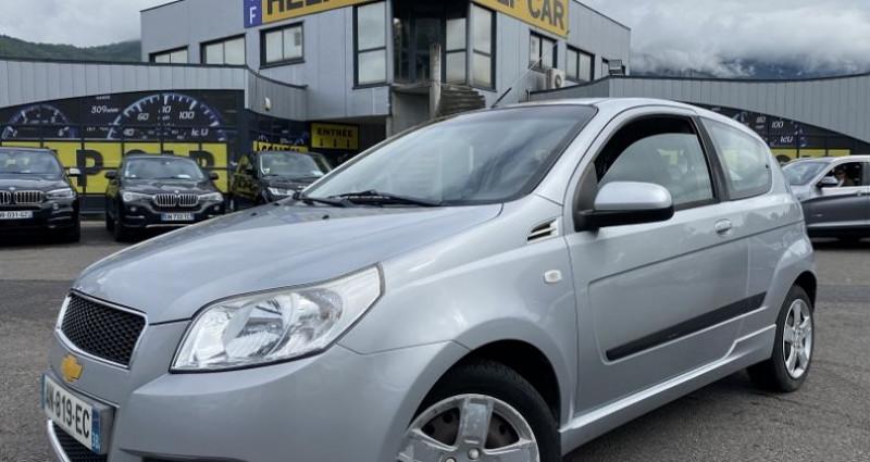 Chevrolet Aveo 1.2 16V LS 3P Gris occasion à VOREPPE
