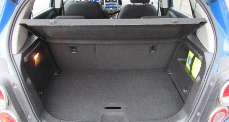 Chevrolet Aveo 1.4 115 cv Bleu occasion à Saint Parres Aux Tertres - photo n°5