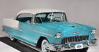 Chevrolet Bel Air 150/210 1955 - V8 265Ci/165Ch - Boite Auto Bleu à Villennes Sur Seine 78