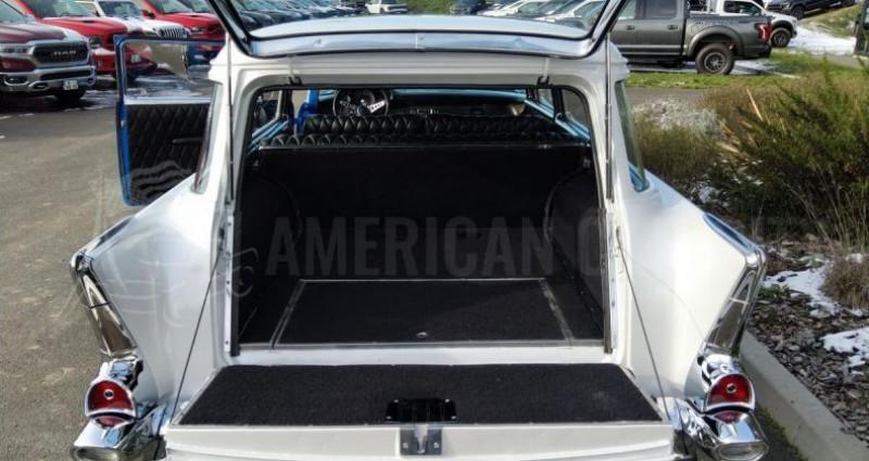 Chevrolet Bel Air HANDYMANS 150 BREAK DE CHASSE Bleu occasion à Le Coudray-montceaux - photo n°5