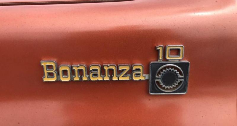 Chevrolet C10 BONANZA 5.7L V8 350CI En France Marron occasion à SAINT ANDRE DE CORCY - photo n°7