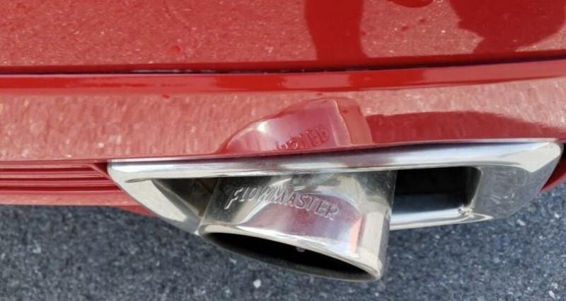 Chevrolet Camaro 2ss coupé 2010 prix tout compris hors homologation 4500 ? Rouge occasion à Paris - photo n°5