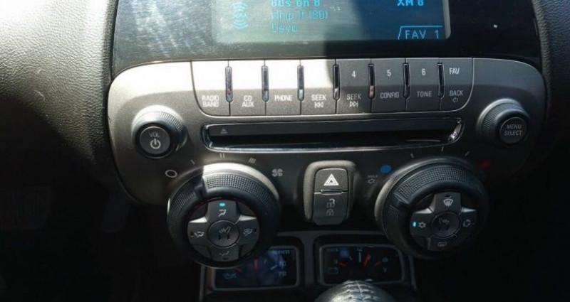Chevrolet Camaro 2ss coupé 2010 prix tout compris hors homologation 4500 ? Rouge occasion à Paris - photo n°3