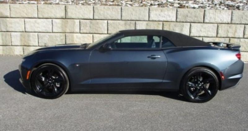 Chevrolet Camaro 3lt convertible 2.0l 275ch Noir occasion à PONTAULT COMBAULT - photo n°6